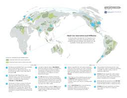 Coal Map Of The World by High Energy Innovation The Case Of Shale Gas The Energy Collective