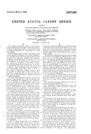 patent us2677665 manufacture of soap bars or tablets google