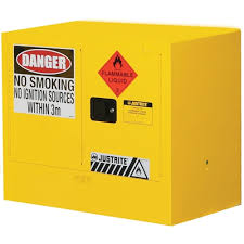 flammable liquid storage cabinet under bench 100l flammable liquid storage cabinet au25748