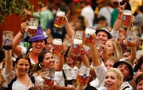 why and how is oktoberfest celebrated quora