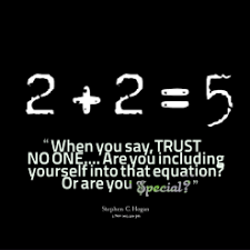 Trust No One Meme - most popular trust no one quotes sayings and images