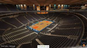 madison square garden seating chart west balcony section 23 view