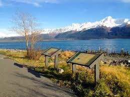 Alaska On Map Kenai Peninsula Rv Parks U0026 Campgrounds