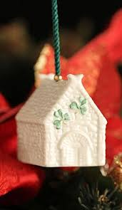 belleek china 2018 kerry farmhouse annual bell ornament 2018