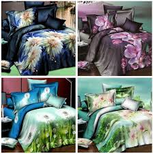 best duvet new 2016 best luxury flower cotton 3d duvet cover set rose bedding
