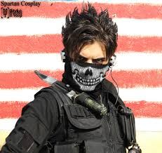 buy call of duty ghost mask call of duty ghost cosplay by spartanalexandra on deviantart