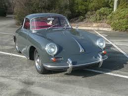 porsche slate gray tjauto 1963 porsche 356b slate gray