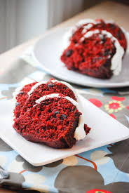 red velvet chocolate chip bundt cake macaroni and cheesecake