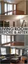 Stonington Gray Benjamin Moore Persnickety House Living Room Before U0026 After Photos Persnickety