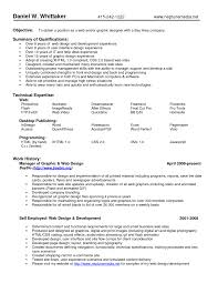 Resume Sample Objective Summary by Summary Of Qualifications On Resume Examples Free Resume Example