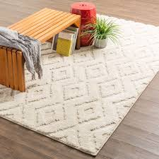 mohawk home loft hampshire cream area rug 8 u0027x10 u0027 cream ivory