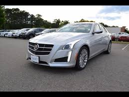 cadillac cts used cars for sale 2014 cadillac cts 2 0t luxury collection for sale williamsburg
