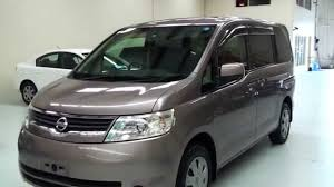 nissan serena nissan serena 20s 2006 8 seater 2 0l youtube