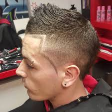 line up and fade haircut hairs picture gallery