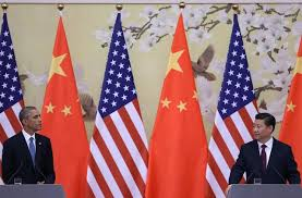 China Makes Carbon Pledge Ahead Of Climate Change U S China Reach Historic Climate Change Accord Civic Us