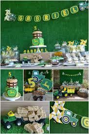 baby boy birthday themes a boy s tractor birthday party tractor birthday tractor and