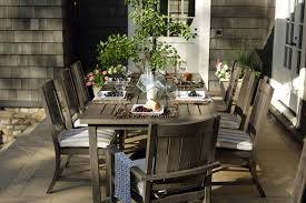 Ideas For Outdoor Kitchen Fall Centerpieces For Outdoor Entertaining Summer Classics