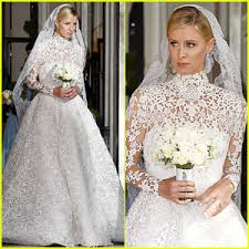 nicky wedding nicky looks amazing in wedding dress see pics