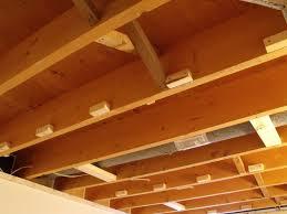 Wood Slat Ceiling System by Don Oystryk U2013 Removable Panel U0026 Batten Basement Ceiling Jays