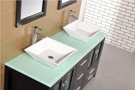 exquisite cool and opulent 72 bathroom vanity top double sink tops