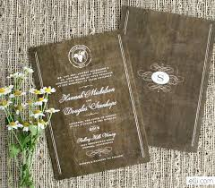 wedding programs vistaprint wine label wedding invitations rustic winery wedding invitations