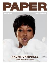 paper mag u0027s 1000 beautiful people naomi campbell fergie u0026 blac