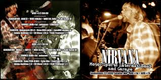 Nirvana Blind Pig Nirvana In Memory Of Kurt 22 09 90 Motor Sports International
