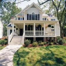 Wrap Around Porch House Simple White House With Wrap Around Porch I Never Wanted A Giant