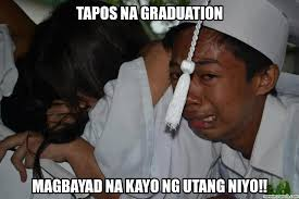 Graduation Meme - na graduation