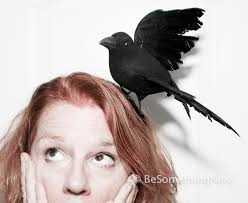Black Raven Halloween Costume Black Bird Halloween Costume Halloween Headband Birds