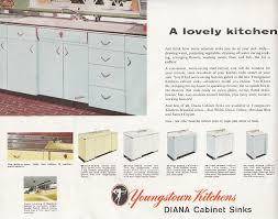 Parts Of Kitchen Cabinets by 13 Pages Of Youngstown Metal Kitchen Cabinets Retro Renovation