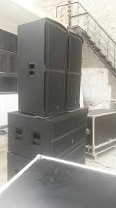 empty 15 inch speaker cabinets rcf dual 15 dj cabinet at rs 18000 piece empty cabinet g audio