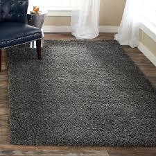 grey plush rug vsg169g 5 velvet shag dark u2013 cooperavenue com