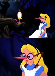 Alice Wonderland Wonderland Love Glasses Birds