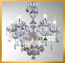 blue crystal chandelier light blue crystal chandelier the aquaria