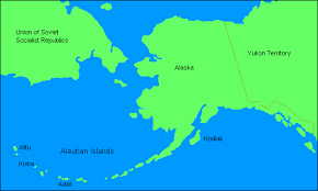 map of aleutian islands canadiansoldiers com