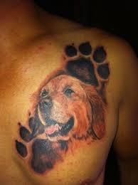 nicnicsen meine hündin sunny tattoos von tattoo bewertung de