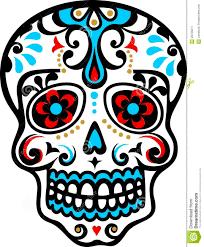 free dia de los muertos printables free skull el dia