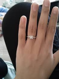 small rings images Calling all quot small quot engagement promise rings jpg