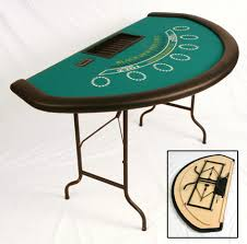 Black Jack Table by Glow The Event Store Black Jack Table Moncton Halifax Glow The