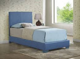 Box Spring Free Bed Frame by Twin Upholstered Bed With Mattress Set U0026 Free Delivery In Nyc