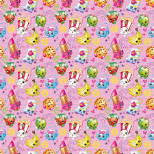 country christmas wrapping paper shopkins wrapping paper roll shopkins gift wrap