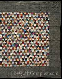 grandmothers flower garden quilt honeycomb u0026 hexagon quilts