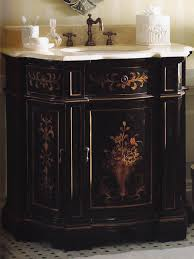 Black Distressed Bathroom Vanity Antique Black Bathroom Vanity My Web Value