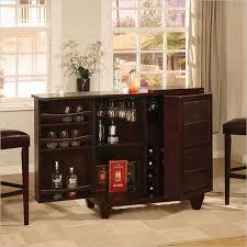 Folding Bar Cabinet Bar Cabinet Decorating Ideas Picture1 Home Bar Design