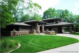 frank lloyd wright prairie style home planning ideas 2017