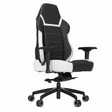 gaming desk chair vertagear gaming office racing chair pu leather esport rev 2 seat