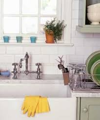 How To Organize Your Kitchen Countertops How To Speed Clean Your Kitchen Real Simple