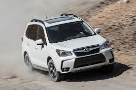 2014 motor trend suv of the year winner subaru forester truck trend