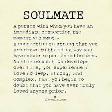 Finding Out True Love Is Blind What Is A Soulmate Isaiah Pinterest Met Relationships